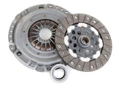 spare parts forming clutch - stock photo