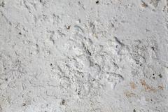 Gray concrete wall Stock Illustration