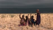 Stock Video Footage of African Children
