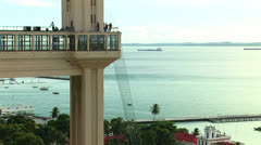 SALVADOR, BRAZIL - stock footage