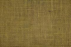 texture and pattern of a jute bag or a sack - stock photo