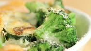 Stock Video Footage of Vegetable gratin