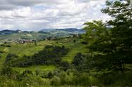 Stock Photo of Northern Italy - Idyllic landscape