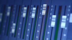 Amplifier - stock footage