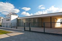 villa tugendhat - stock photo