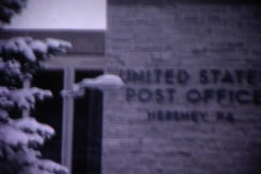 Hershey, PA Montage Stock Footage