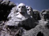 Stock Video Footage of Mt.Rushmore