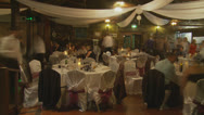Stock Video Footage of Wedding reception 2 timelapse