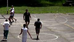 Basketball, Sports, Athletics Stock Footage