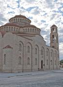 historical religion building - stock photo