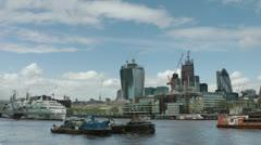 London, UK Stock Footage