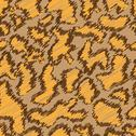 Seamless leopard background Stock Illustration