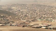 Lima, Slums, Southamerica, Peru Stock Footage