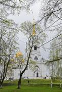 Assumption cathedral Stock Photos
