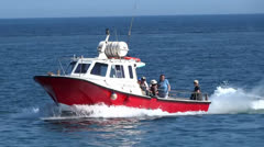 Fishing Boat 2 Stock Footage