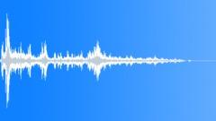 Fat thunder strike Sound Effect