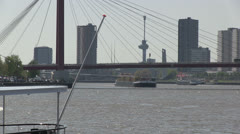 Rotterdam, The Netherlands Stock Footage