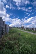 Cemetery Stock Photos