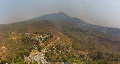 Mount Popa Stock Photos