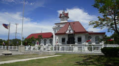 aguinaldo shrine - stock footage