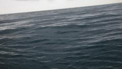Rough sea Stock Footage
