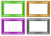 Set frames Stock Photos