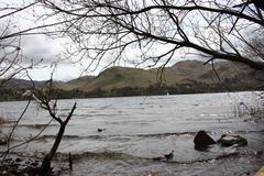 Derwent Water - stock photo