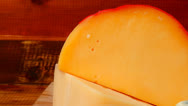 Stock Video Footage of different type of cheese