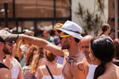 Gay Pride-tel-aviv 2013 Kuvituskuvat