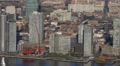 Arquitectonica Residential Development Queens Skyline Old Iconic Pepsi Cola Sign HD Footage