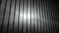 Prison Perspective Stock Footage