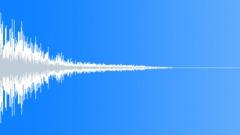 Metal Impact With Sliding Metal Sound Effect