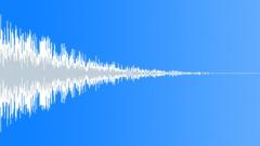 Huge Metal Impact Sound Effect