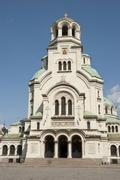 Alexander nevsky cathedral in sofia, bulgaria Stock Photos