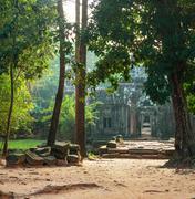Angkor Stock Photos