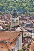 City of brasov, romania Stock Photos