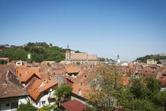 Brasov, romania Stock Photos