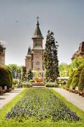 The orthodox cathedral of timisoara, romania Stock Photos