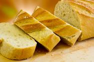 Stock Photo of fresh bread
