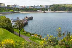 Tenby Wales Stock Photos