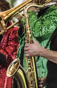 Jazz Band Kuvituskuvat