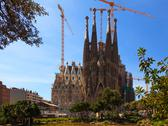 Stock Photo of la sagrada familia, barcelona, spain