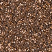 Soil with Small Stones. Seamless Texture. - stock illustration