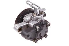 real used car water pump - stock photo