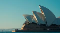 Sydney Operahouse Stock Footage