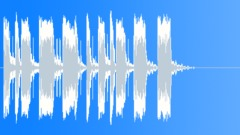 Pop Tech Punch (Sting) - stock music