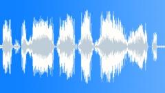 Rubber Squeak, Scrunch, Variant 6 - sound effect