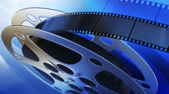 Film Reel Stock Footage