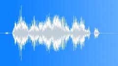 Rubber Squeak, Scrunch, Variant 5 - sound effect