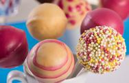 Stock Photo of cakepop party